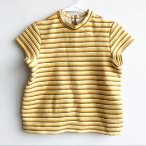 Topshop | Vintage Capsule Collection Striped Top
